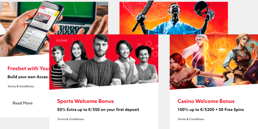 Funbet Bonuses and Promotions